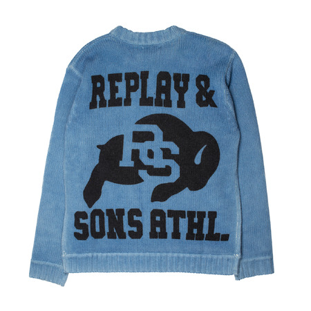 REPLAY & SONS - Pullover